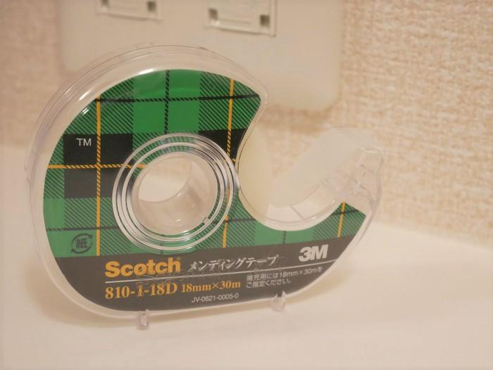 テープ メン ディング