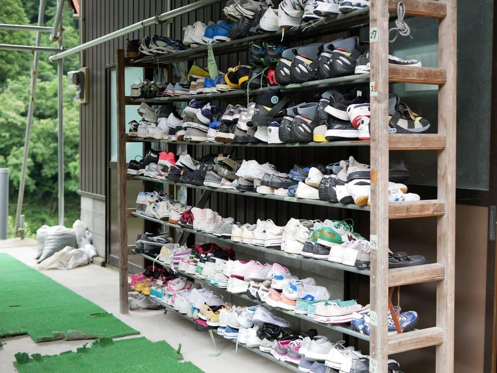 ハッピーラフトの無料貸靴