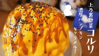 上乃裏惣菜コルリ インスタ映えかき氷