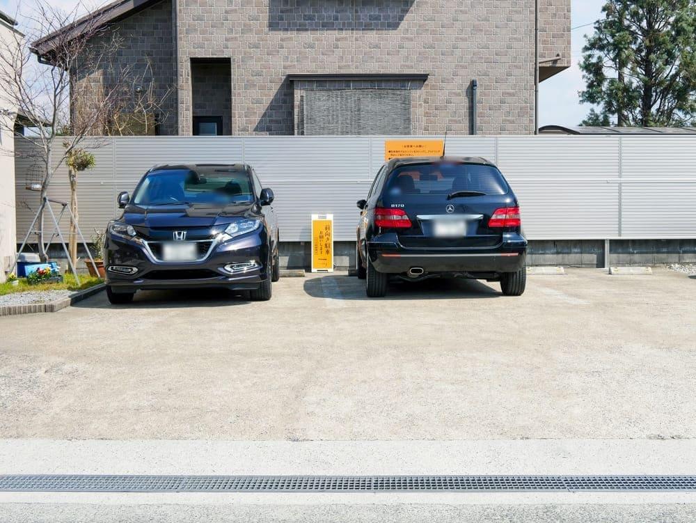 イングの第1駐車場①