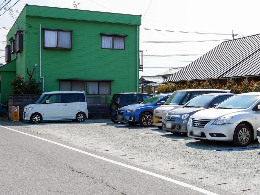 イングの第2駐車場