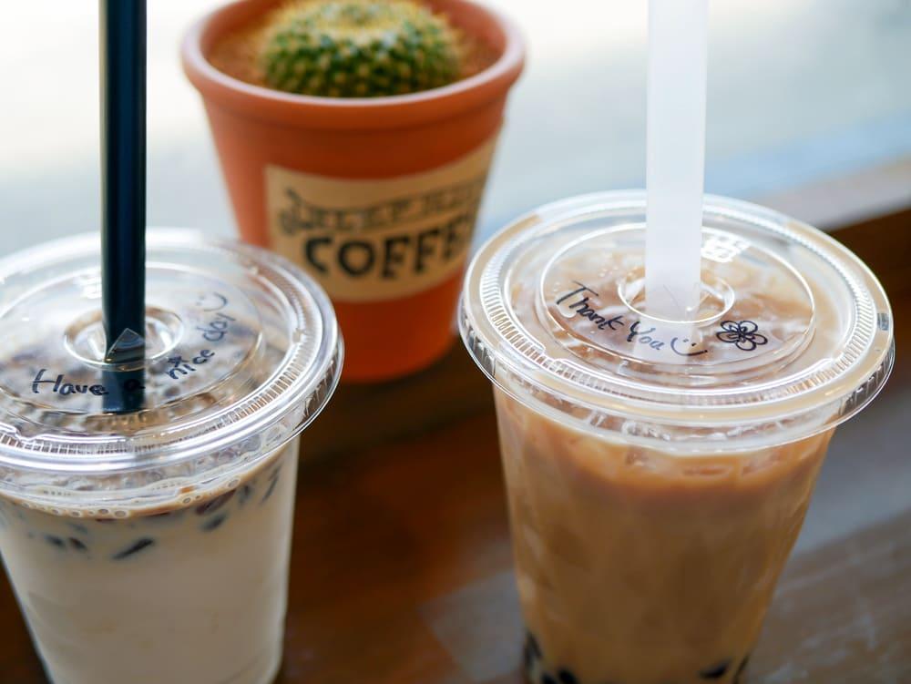 エレファントコーヒーのドリンク