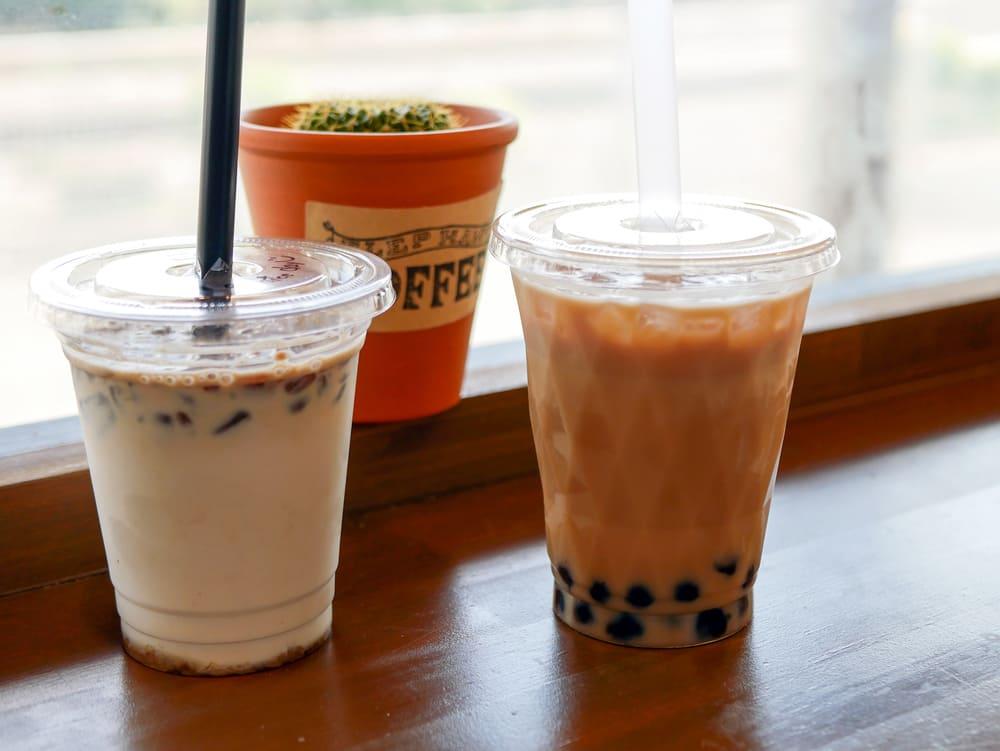 エレファントコーヒーの氷カフェ