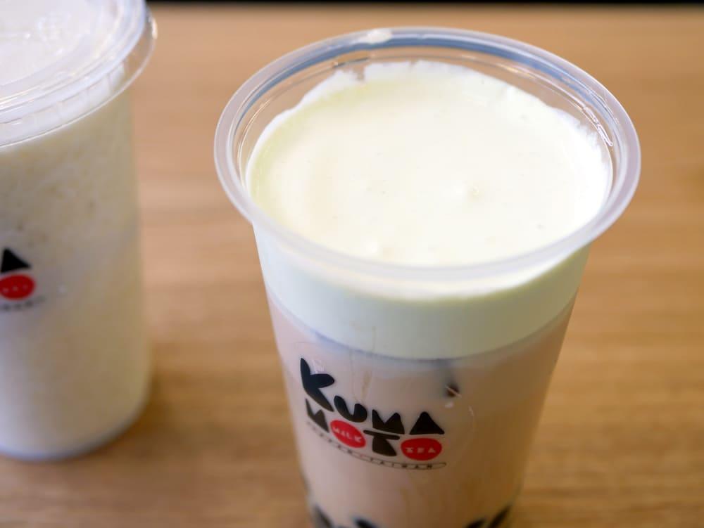 熊本ミルクティー
