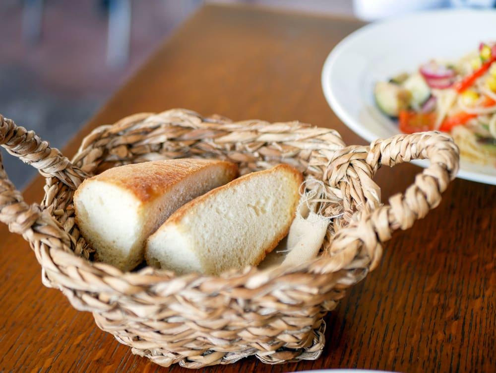 ANGIの自家製パン
