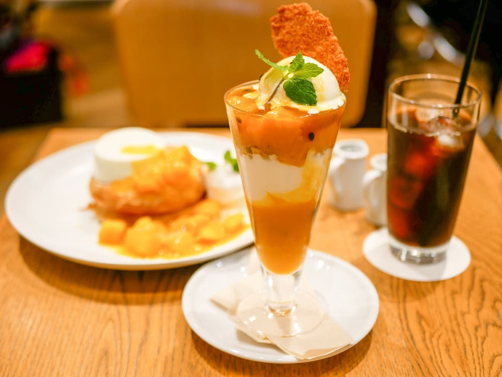 yellowfoodのデザート